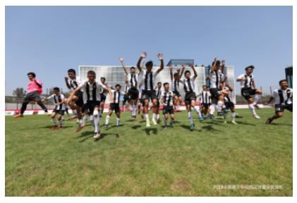 2018年全国青少年校园足球夏令营 圆满收官