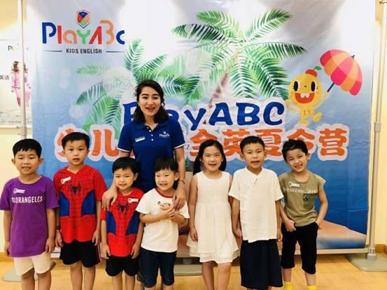 携手PlayABC少儿英语,将优质教育带回家乡