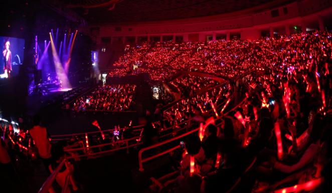 林宥嘉音乐会义唱 携手网易云音乐、爱的分贝帮助听障儿童