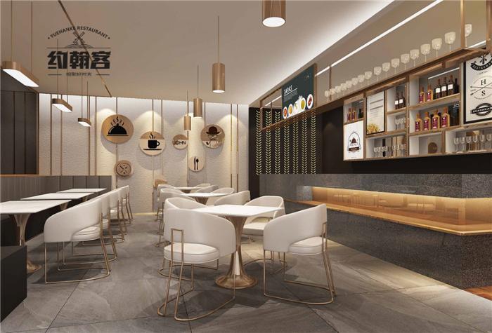 """约翰客,一家颜值爆表的西餐厅,打造""""社交+时尚""""新理念"""