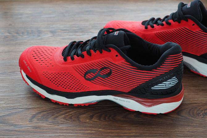 享受科学运动 咕咚智能跑鞋21K超轻款评测
