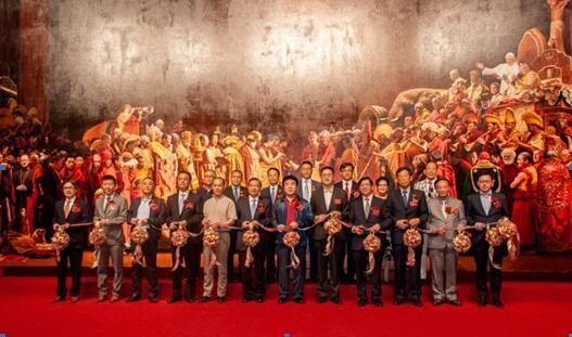 庆香港回归21周年:同在的礼赞——童红生油画香港特邀大展开幕