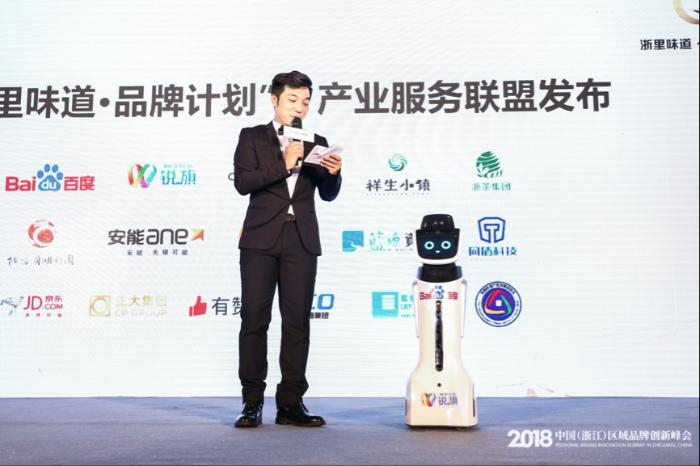 2018中国(浙江)区域品牌创新峰会在杭召开