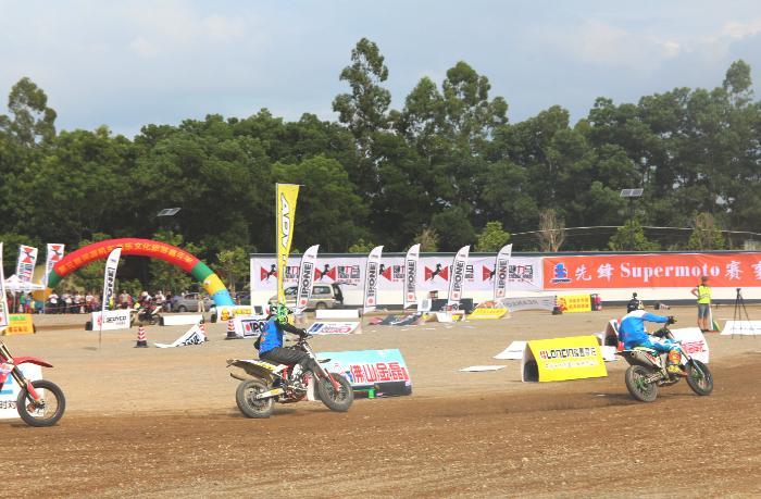 【健力马】杯沙地滑胎DRIT TRACK 赛河源站