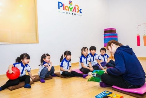 PlayABC少儿英语 给你最专业的创业支持