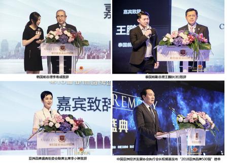 第13届亚洲品牌盛典在港隆重举行
