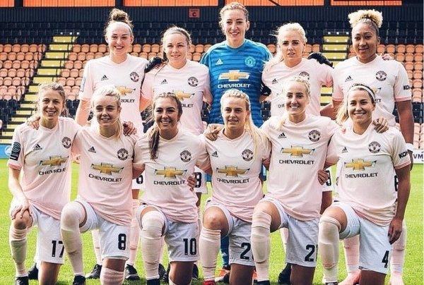 KOHLER科勒助力曼联女队,在本赛季表现优异