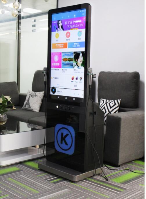 在家就能唱K,酷狗超级K歌机推动家庭娱乐升级