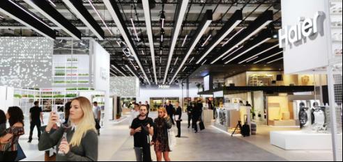 2018IFA开幕:海尔智慧家庭首次在欧洲展出生态场景体验