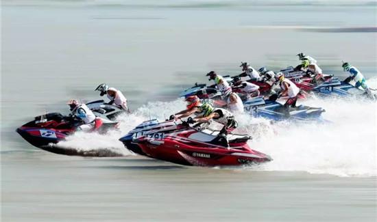 200位世界顶尖摩托艇高手10月决战开州汉丰湖