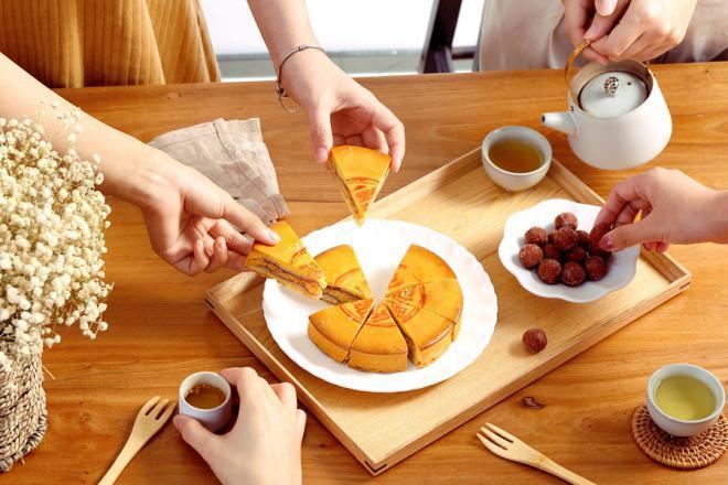 味BACK那么大团圆月饼30天热销500万 力撑中国传统味