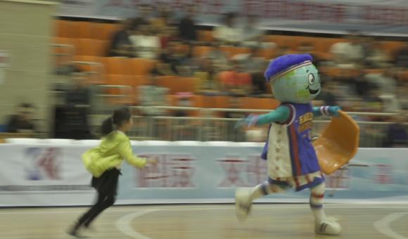 花式篮球狂欢之夜 哈林洛阳巡演盛况空前