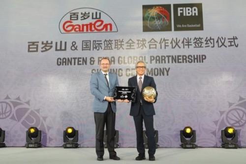 中国体育市场大步前行,百岁山携2019篮球世界杯入中华