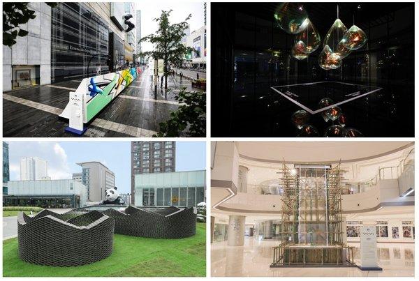 成都Parcours艺术节盛大启幕,成都IFS助力艺术公众普及化