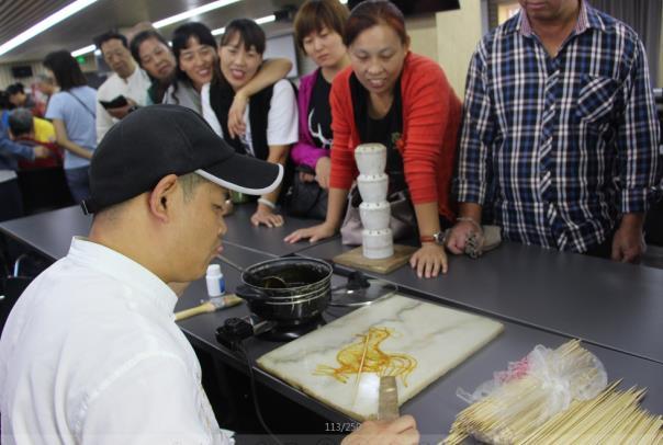 """""""优秀传统文化进社区""""中秋系列活动顺利开展"""