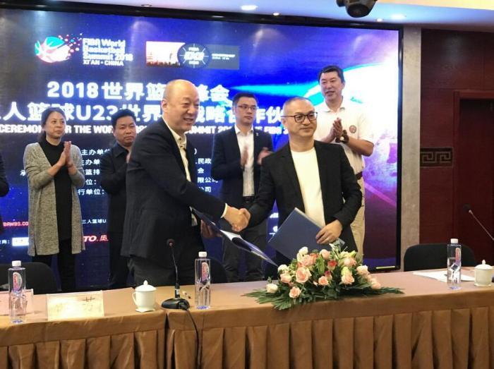 NBA总裁亚当·萧华领衔2018世界篮球峰会参会嘉宾阵容