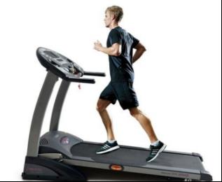 WalkingPad走步机倡导轻运动 上班族告别亚健康