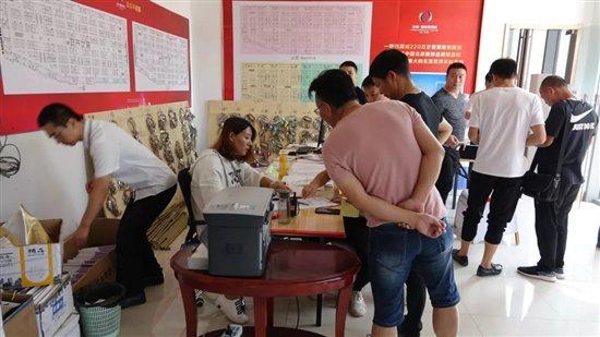 石家庄乐城北京服装早市谱写华北商贸新篇章