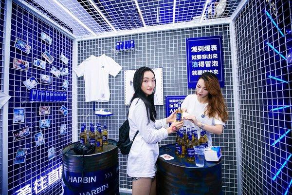 哈尔滨啤酒联手PONY潮流跨界,联名款强势登陆天猫CP Day