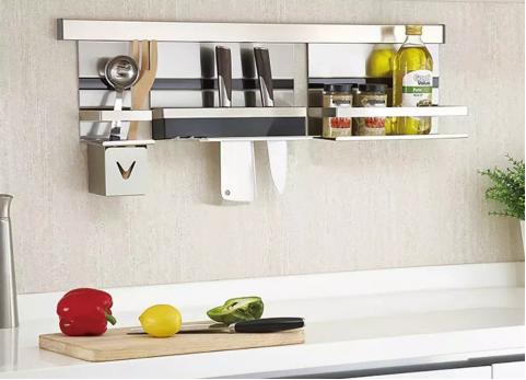 """台面""""空无一物"""",看我乐橱柜如何用设计打造厨房视觉幸福感"""