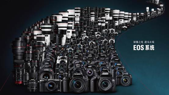 GFK 7月报告:佳能独占全画幅相机市场鳌头