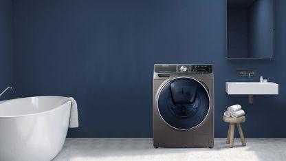 洗衣机新国标将于十月正式实施,三星洗衣机首批通过新标准