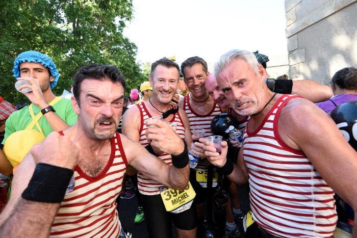随时随意,美酒飘香 2018梅多克马拉松,一场穿越酒庄的饕餮赛跑