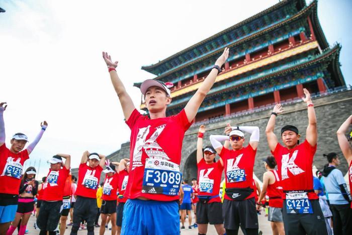 肯德基北马再牵手,以奔跑之名助力健康中国
