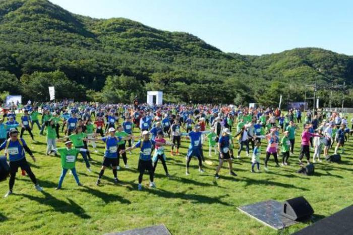 2018大连西郊国家森林公园第三届户外运动节暨国际越野赛