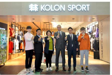 高端时尚户外品牌KOLON SPORT全新形象店,登陆北京金源燕莎MALL