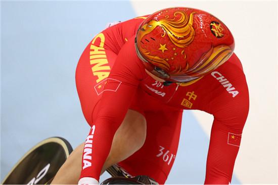 361°助中国骑士亚运赛场疾驰超越 6金5银2铜尽显中国速度