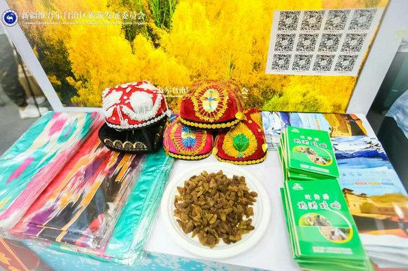 新疆自治区旅发委组团参展广东旅博会 力推新疆冬季旅游