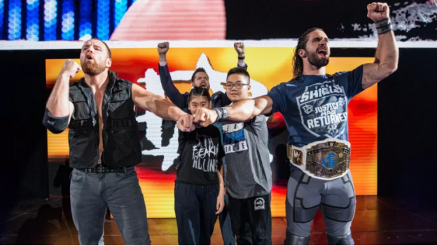 WWE®现场秀携WWE众星齐聚魔都,全国摔迷共度难忘之夜