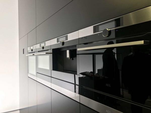 德国AEG再次亮相IFA展 高端家电成为现场焦点