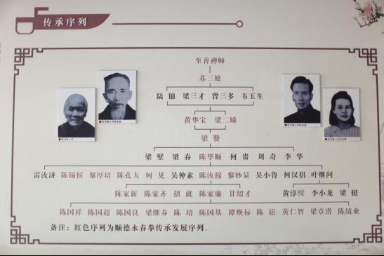 """""""陈华顺永春拳文化节""""传承武艺 缅怀一代宗师"""