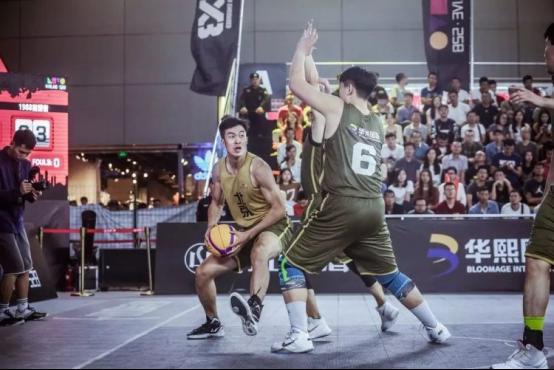 强强对抗,路人王篮球郑州站明日打响