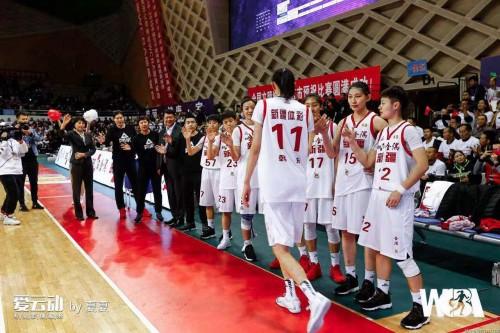 匹克专业篮球装备支持WCBA,揭幕战精彩纷呈上演绝杀