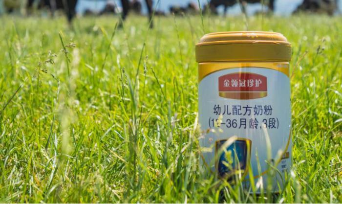 奶业质量安全水平达历史最好 伊利金领冠树立奶粉行业质量标杆