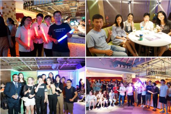 华尔街英语上海五角场中心学员获Talent show总冠军