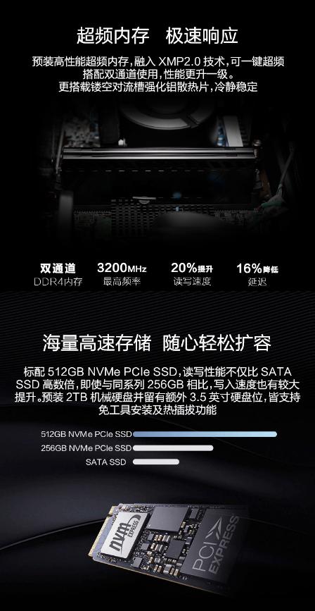 为战而生!联想拯救者刃9000 3代上市开售