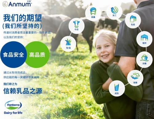新西兰原装进口奶粉,助力宝宝成长每一步