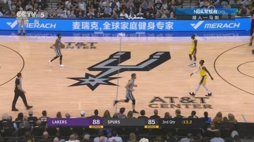麦瑞克登陆NBA赛场闪耀CCTV5,推进品牌全球化