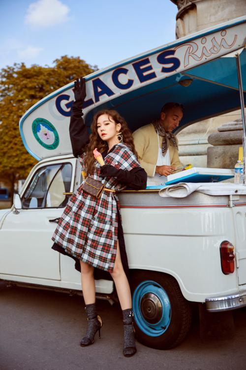 亚博娱乐手机版-可盐可甜的追光者 火箭少女101紫宁交出巴黎时装周标致成就单天津限号