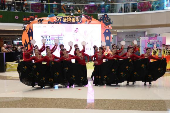 苏宁广场舞线下比赛集锦:全国500强精彩速览