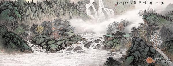 余静:中国美术家协会会员 易从网签约画家(简介)