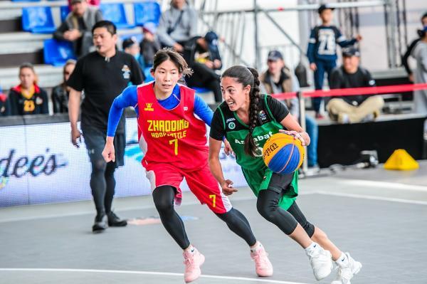国内三人篮球赛事受追捧,篮战三对三出海意味着什么?