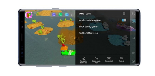 软硬件实力超群 三星Galaxy Note9成新一代游戏神机