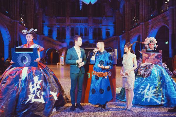 伦敦时装周之后是国潮时装周