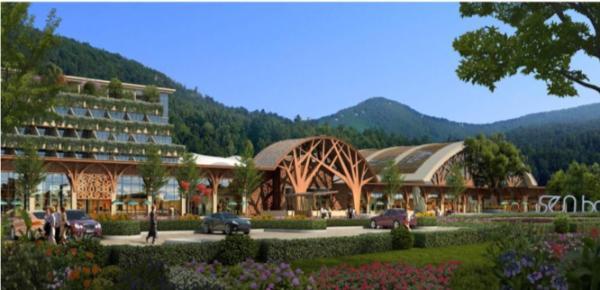 开元旅业集团重金打造开元森泊度假乐园,打造别致亲子游