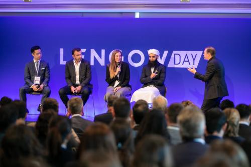 环球易购亮相2018全球电商峰会Lengow Day